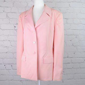 ESCADA 100% New Wool 3-Button Blazer